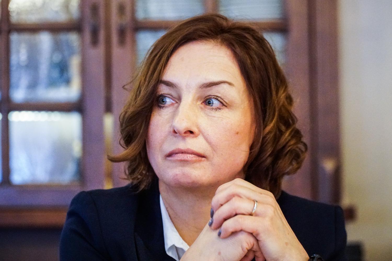 Iwona Suchomska prezes zarządu Keystone Consulting (fot. PTPW)