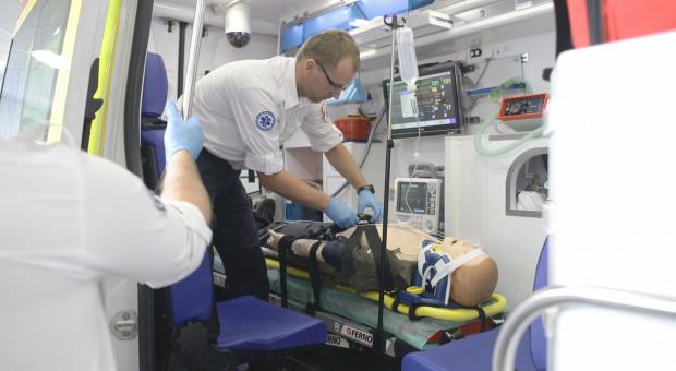 Kraska: ratownik medyczny powinien pracować na szpitalnym oddziale ratunkowym lub w karetce