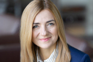 Małgorzata Senatorska-Dobrowolska w dziale doradztwa budowlanego w CBRE