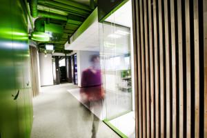 Nowa siedziba Żabki daje możliwości dalszego rozwoju pracownikom