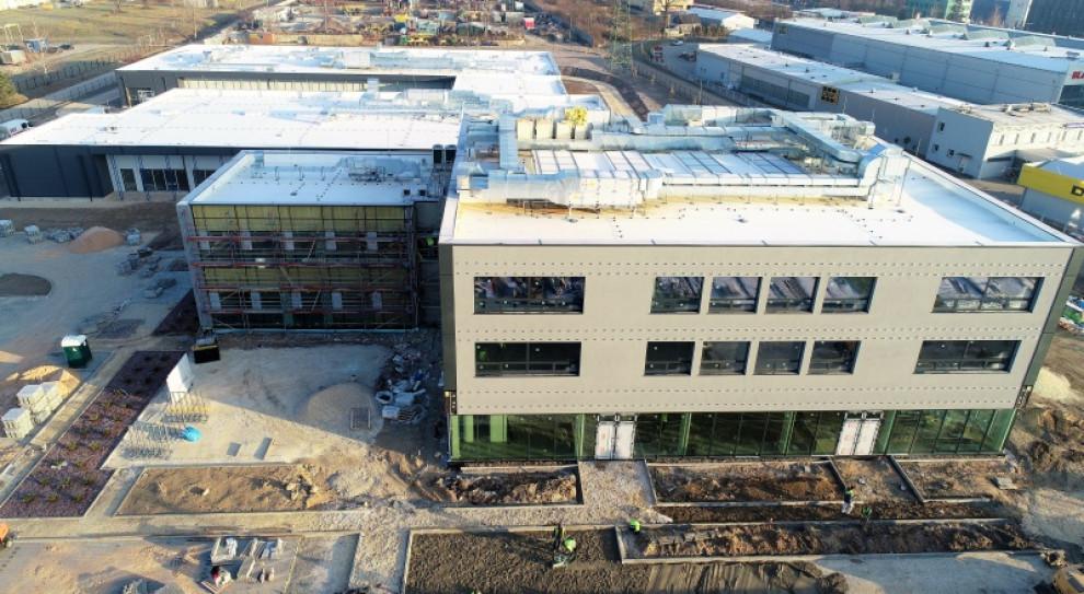 Kielce: Powstaje najnowocześniejsze Centrum Kształcenia Zawodowego w Polsce