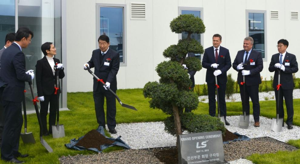Koreańska firma wybuduję fabrykę z branży elektromobilnej