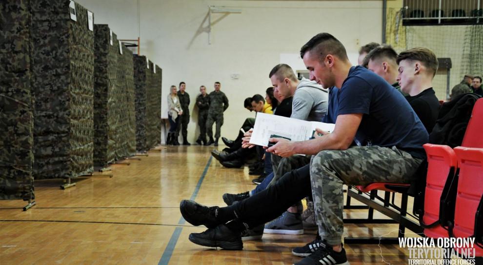 Pierwsi ochotnicy rozpoczną służbę w 16. Dolnośląskiej Brygadzie Obrony Terytorialnej