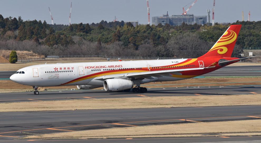 Koronawirus. Hong Kong Airlines zwalnia i prosi personel o bezpłatny urlop