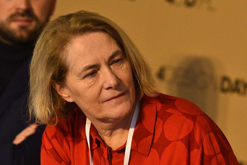 Ewa Gołębiowska, dyrektor Zamku Cieszyn