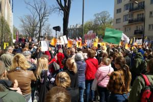 Pikiety ZNP dla przypomnienia strajku nauczycieli