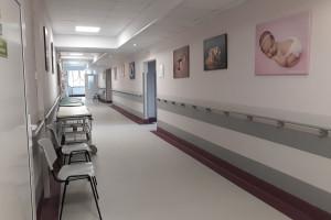 Oddział pediatryczny w głubczyckim szpitalu z powodu braku lekarzy nadal nieczynny