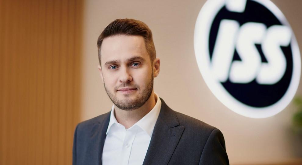 Maciej Wąsek nowym CEO w ISS Facility Services