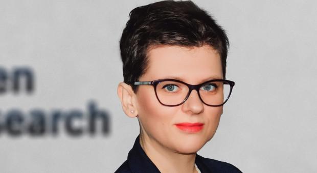 Agata Matuszewska dołączyła do zespołu Open Research
