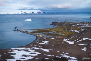 Nawet rok na Antarktydzie. Poszukiwani mechanicy, operatorzy dronów i obserwatorzy
