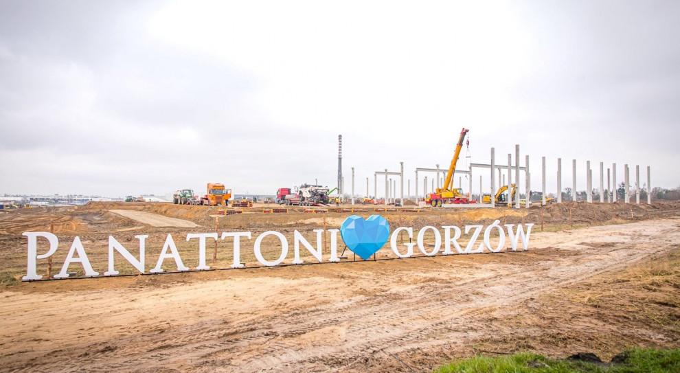 Powstaje park logistyczny Panattoni Park Gorzów