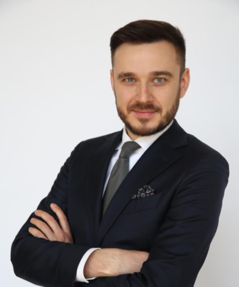 Bartosz Jakubowski z LMC Polska (fot. materiały prasowe)