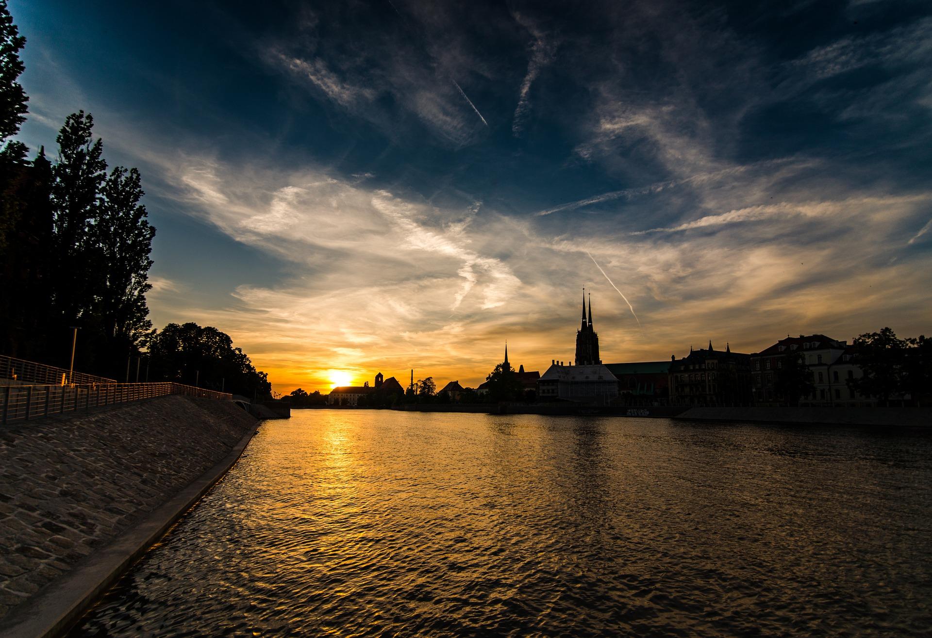 Widok na Wrocław. (fot. pixabay.com)