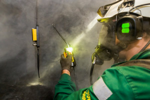 Kopalnia z bezprzewodowym systemem łączności dla ratowników górniczych