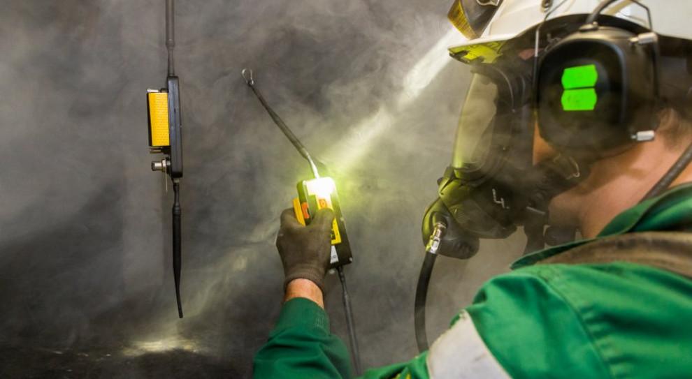 Kopalnia JSW z bezprzewodowym systemem łączności dla ratowników górniczych