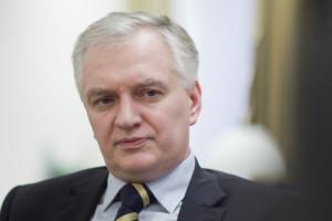 Jarosław Gowin: nowe święto to nie tylko celebrowanie przeszłości