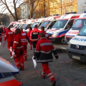 Ratownicy medyczni: sprzętu i leków już nam więcej nie potrzeba, ale…