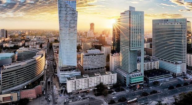 Warszawa w gronie najatrakcyjniejszych rynków biurowych