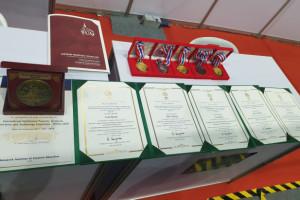 Pomorski Uniwersytet Medyczny: medal za innowacyjność