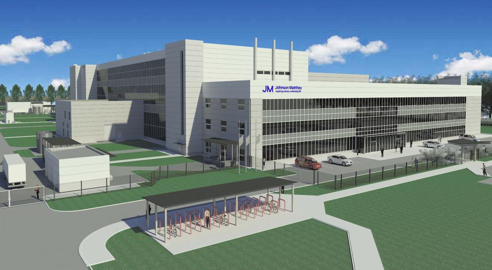 W Gliwicach powstaje fabryka katalizatorów za 450 mln zł. To 400 nowych miejsc pracy