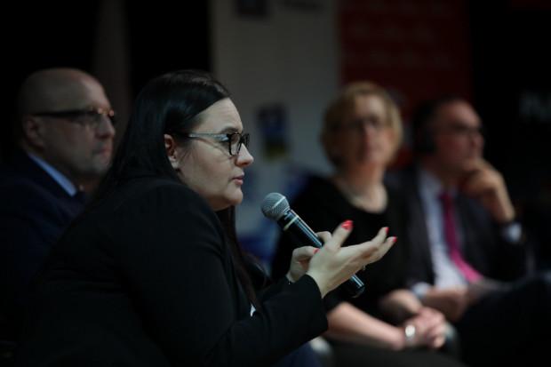 Jarosińska-Jedynak: Fundusze unijne wspierają współpracę nauki i biznesu