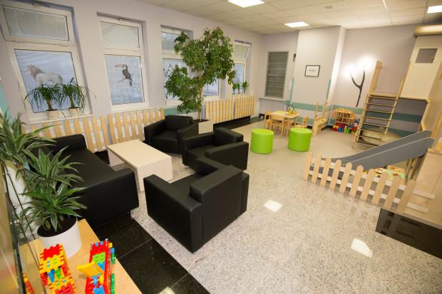 Budimex przygotuje w kolejnych szpitalach strefy dla dzieci i rodziców