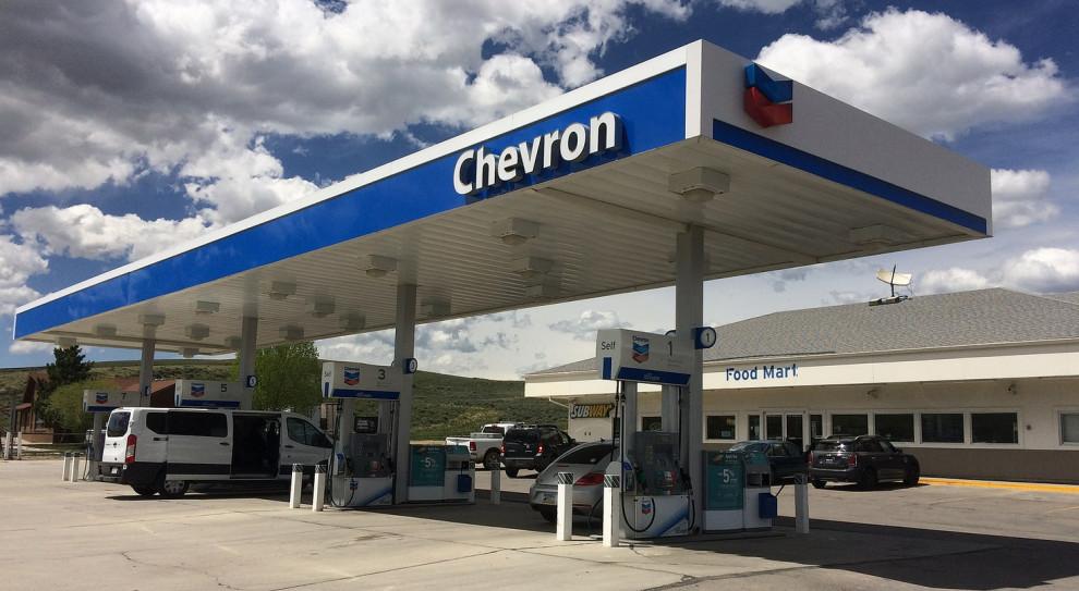 Chevron planuje zwolnienia w kwietniu