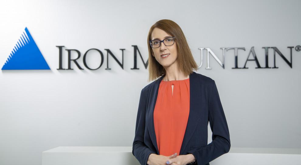 Agnieszka Wolszczak dyrektorem HR w Europie Środkowej w Iron Mountain