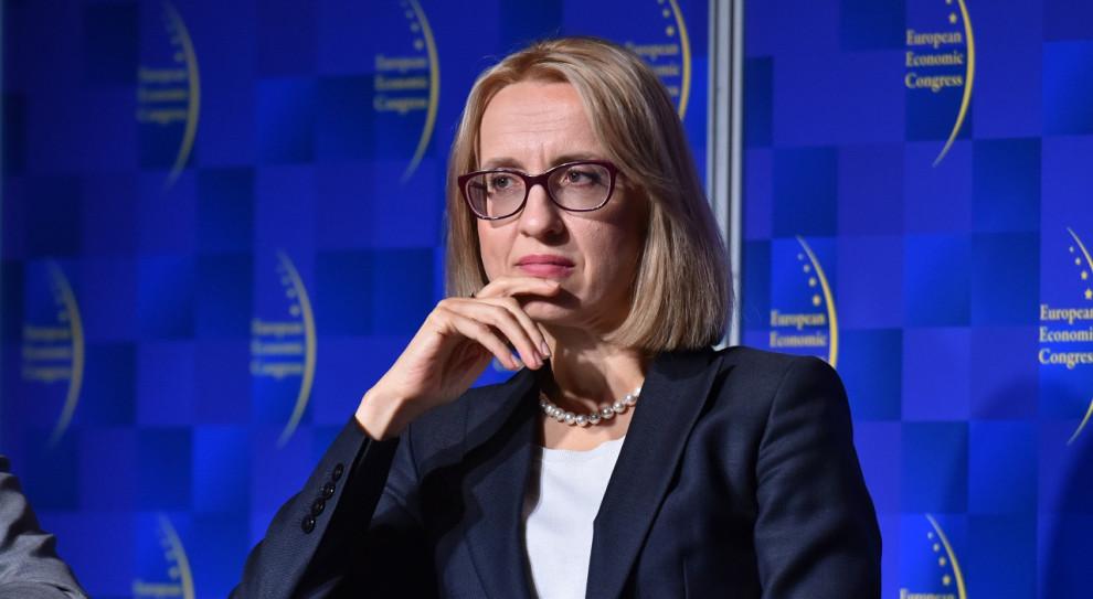 Członek zarządu NBP Teresa Czerwińska wiceprezesem EBI
