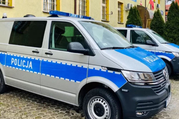 KGHM Polska Miedź wsparła zakup radiowozów
