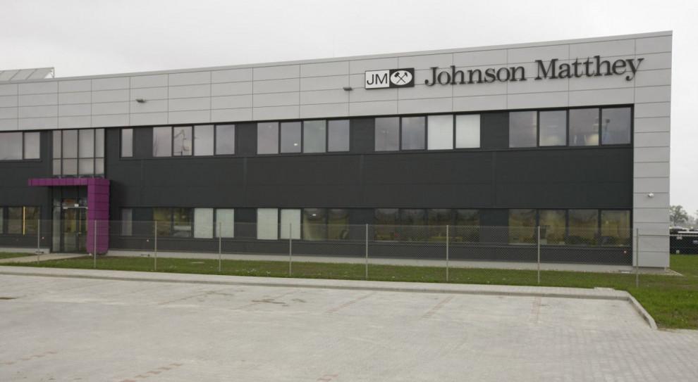 Firma Johnson Matthey planuje zatrudnić 400 pracowników w Gliwicach