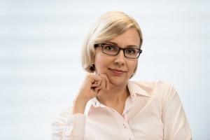 Beata Górniak, dyrektor departamentu zarządzania zasobami ludzkimi w PKP Energetyka