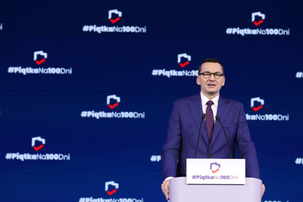 Mateusz Morawiecki: poświęcimy dużo uwagi na poprawę programów kształcenia