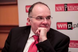 Jacek Fotek zrezygnował z funkcji wiceprezesa GPW