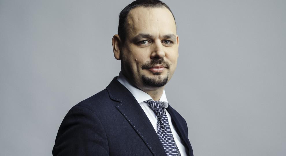 Mikołaj Wójcik nowym dyrektorem w Provident Polska