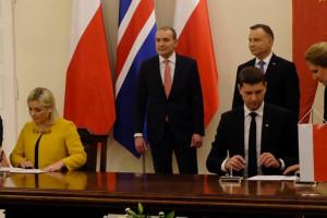 W Reykjaviku powstanie polska szkoła. Efekt współpracy ministrów edukacji Polski i Islandii