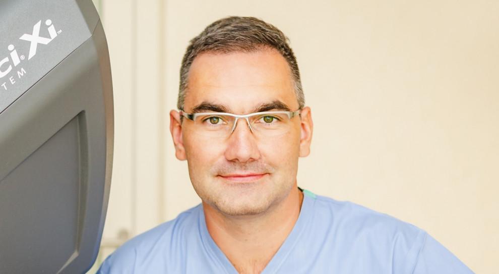 Paweł Wisz w zarządzie Europejskiego Robotycznego Towarzystwa Urologicznego
