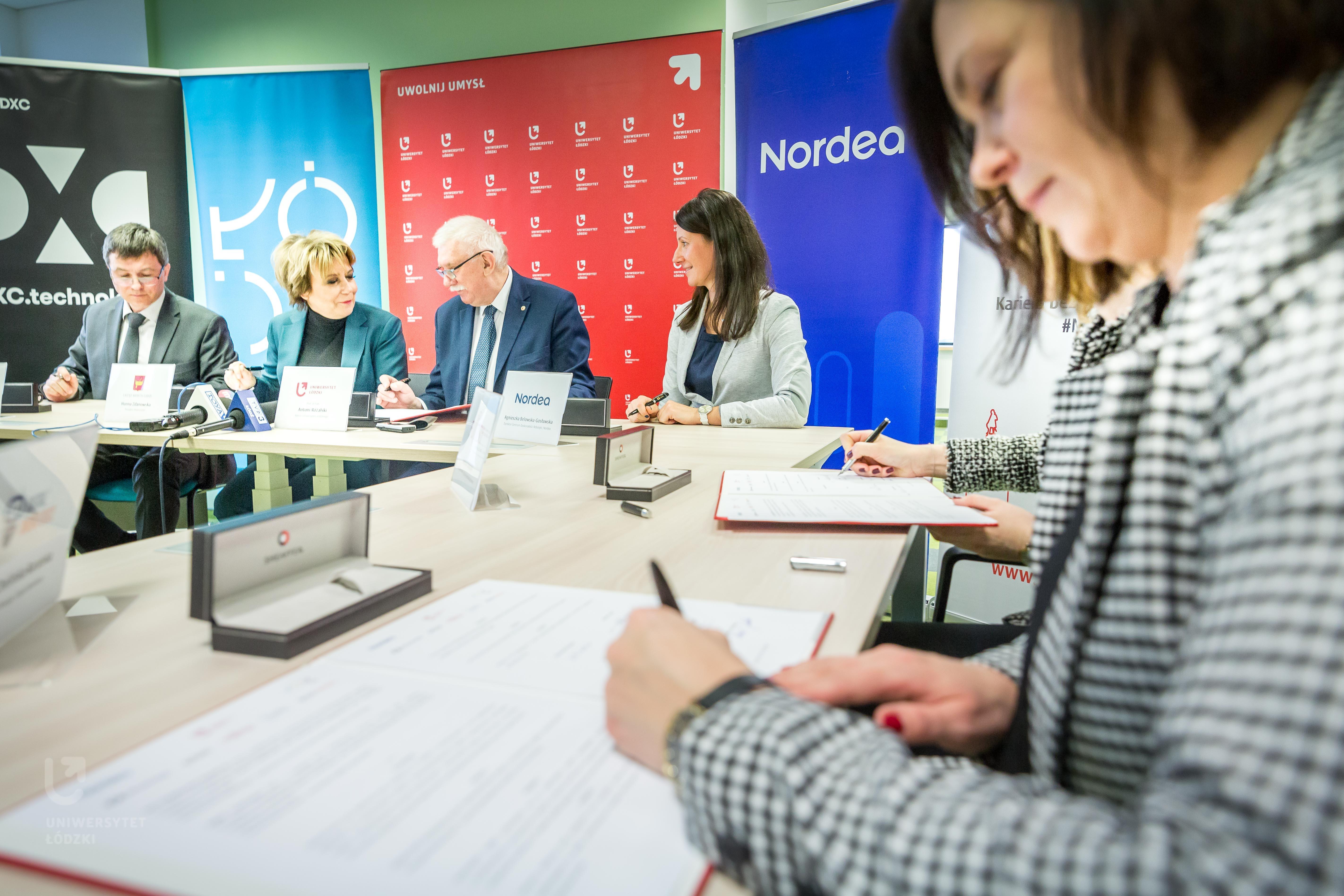 Uniwersytet Łódzki, wraz z sześcioma silnymi partnerami biznesowymi z Łodzi, otwiera nowy, wyjątkowy, kierunek studiów - Automatyzacja Procesów Biznesowych (fot. mat. pras)