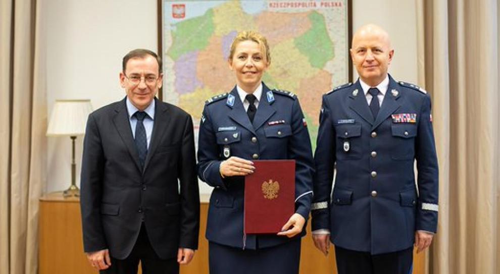 Iwona Klonowska rektorem Wyższej Szkoły Policji w Szczytnie