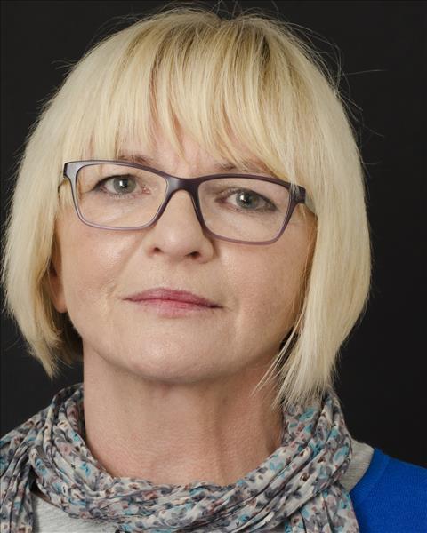 Dr Róża Bazińska (fot. SWPS)