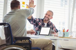 Startują staże zawodowe dla osób niepełnosprawnych