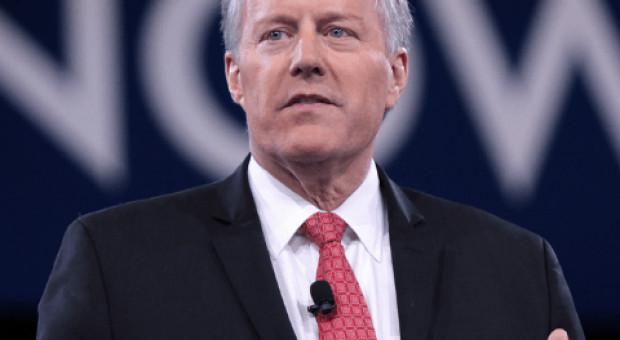 Mark Meadows nowym szefem personelu Białego Domu