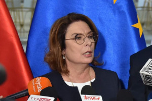 Kidawa-Błońska: Polscy przedsiębiorcy odczują skutki koronawirusa. Konieczne programy wsparcia