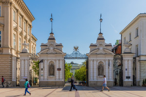 Uniwersytet Warszawski odwołuje od środy m.in. zajęcia dla studentów i doktorantów