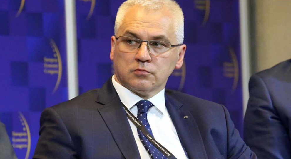 Grzegorz Fingas zrezygnował z zasiadania w zarządzie PKP Cargo