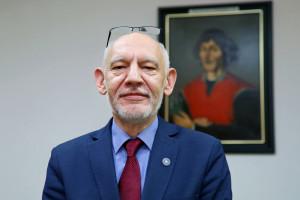 Prof. Andrzej Sokala rektorem UMK