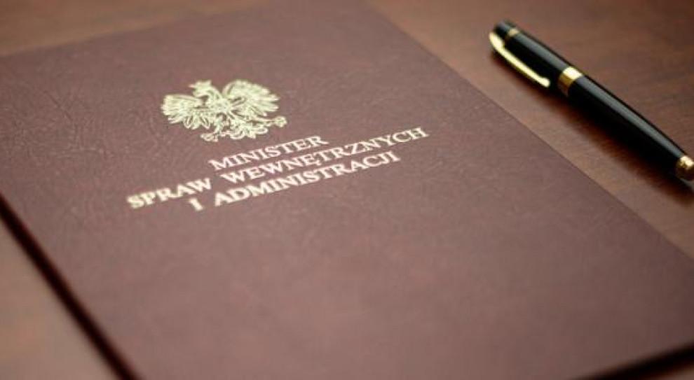 Szefernaker: na granicach przywrócone zostaną posterunki Straży Granicznej