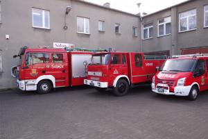 Strażacy OSP w Doruchowie zgłosili się do pomocy seniorom i samotnym
