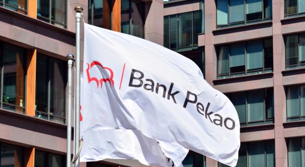 Bank Pekao wstrzymuje zwolnienia