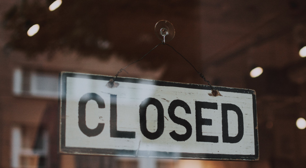 Badanie Lewiatana: 5 proc. firm już się zamyka